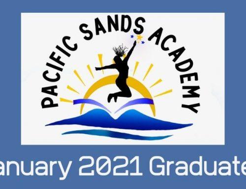 January 2021 Graduates